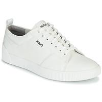 Sapatos Homem Sapatilhas HUGO ZERO TENN NYPU Branco