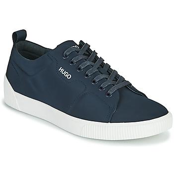 Sapatos Homem Sapatilhas HUGO ZERO TENN NYPU Marinho
