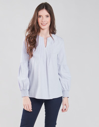 Textil Mulher Tops / Blusas S.Oliver 14-1Q1-11-4016-48W6 Malva
