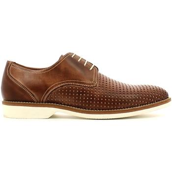 Sapatos Homem Sapatos Rogers 1568B Castanho