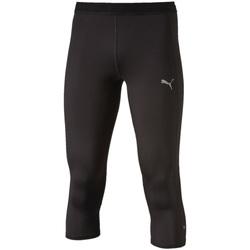 Textil Homem Collants Puma 513796 Preto