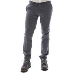 Textil Homem Chinos Sei3sei 6OYSTER E1653 Preto