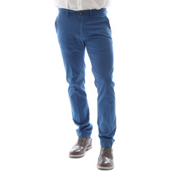 Textil Homem Chinos Sei3sei 6DAYTONA E1649 Azul