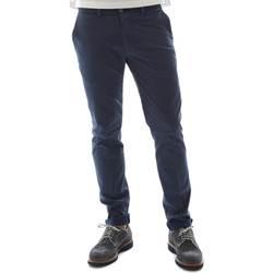 Textil Homem Chinos Sei3sei 6OYSTER E1669 Azul
