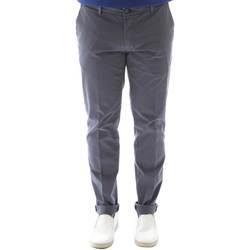Textil Homem Chinos Sei3sei 6OYSTER E1648 Preto