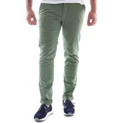 Textil Homem Chinos Sei3sei 6OYSTER E1648 Verde