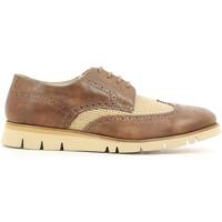 Sapatos Homem Sapatos Lion 20942 Castanho