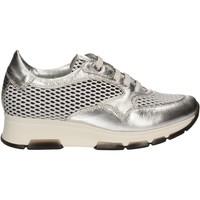 Sapatos Mulher Sapatilhas Keys 5181 Prata