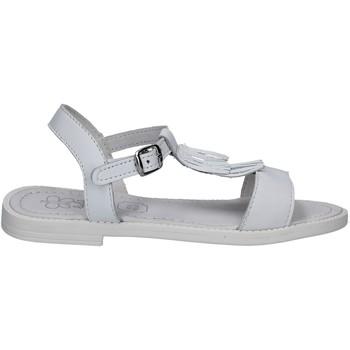 Sapatos Criança Sandálias Lulu LT080061L Branco