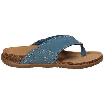 Sapatos Criança Chinelos Bionatura MICHI Azul