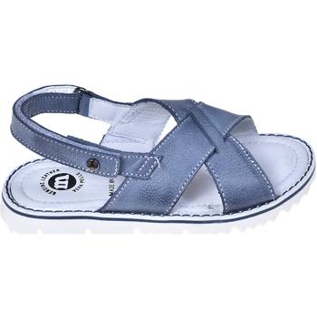 Sapatos Rapariga Sandálias Melania ME4096D9E.F Azul