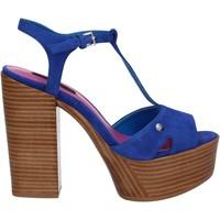 Sapatos Mulher Sandálias Fornarina PE17KY1012S011 Azul