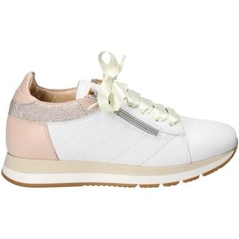 Sapatos Mulher Sapatilhas Exton E18 Branco