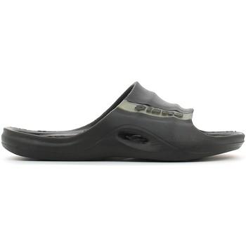 Sapatos Homem Chinelos Lotto S2128 Preto