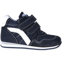 Sapatos Criança Sapatilhas de cano-alto Melania ME1097B7E.B Azul