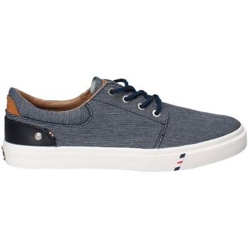 Sapatos Homem Sapatilhas Wrangler WM181020 Azul