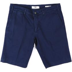 Textil Homem Shorts / Bermudas Sei3sei PZV132 8137 Azul