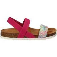 Sapatos Rapariga Sandálias Bamboo BAM-11 Rosa