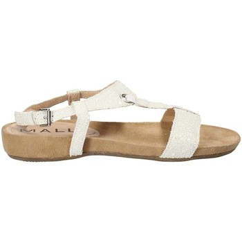 Sapatos Mulher Sandálias Mally 4681 Branco