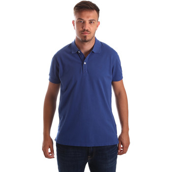 Textil Homem Polos mangas curta Navigare NV82086 Azul