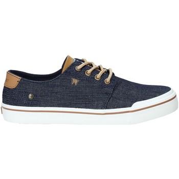 Sapatos Homem Sapatilhas Wrangler WM91114A Azul