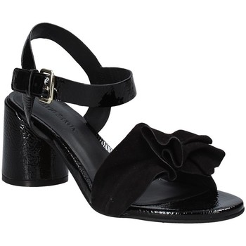 Sapatos Mulher Sandálias Elvio Zanon EJ5605P.L Preto