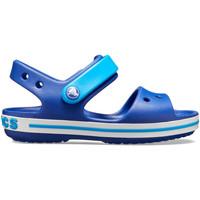Sapatos Criança Sandálias Crocs 12856 Azul