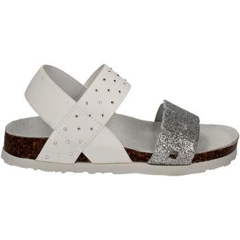 Sapatos Rapariga Sandálias Bionatura WANDA Branco