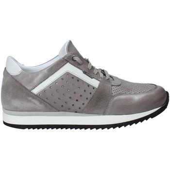 Sapatos Homem Sapatilhas Exton 558 Cinzento