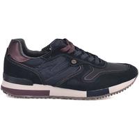 Sapatos Homem Sapatilhas Wrangler WM182115 Azul