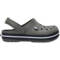 Sapatos Criança Chinelos Crocs 204537 Cinzento