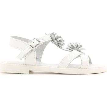 Sapatos Criança Sandálias Lulu LT080056L Branco
