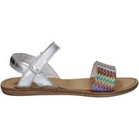 Sapatos Rapariga Sandálias Melania ME6074F7E.D Cinzento