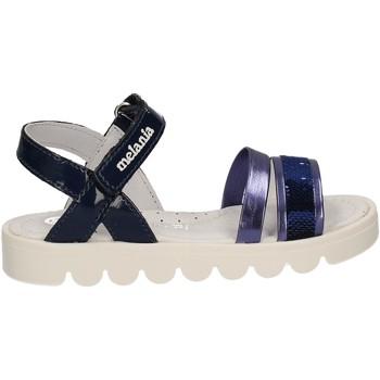 Sapatos Rapariga Sandálias Melania ME4067D7E.A Azul
