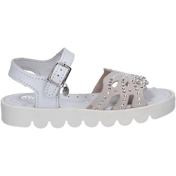 Sapatos Rapariga Sandálias Melania ME4047D7E.A Branco