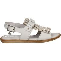 Sapatos Rapariga Sandálias Melania ME6026F7E.B Branco