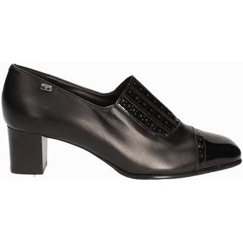 Sapatos Mulher Mocassins Valleverde V12024 Preto