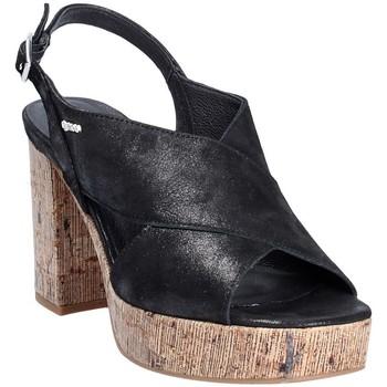 Sapatos Mulher Sandálias IgI&CO 1186 Preto