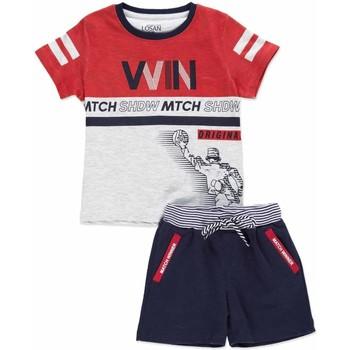 Textil Criança Conjunto Losan 815-8009AC Cinzento
