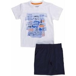 Textil Criança Conjunto Losan 815-8045AC Branco
