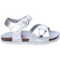 Sapatos Rapariga Sandálias Bionatura 22B1005 Cinzento