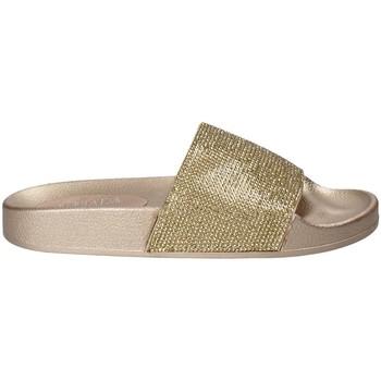 Sapatos Mulher Chinelos Chiara Pacini C18E2506 Amarelo
