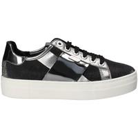 Sapatos Mulher Sapatilhas Keys 5541 Cinzento