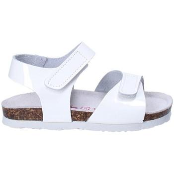 Sapatos Rapariga Sandálias Bionatura 22B1019 Branco