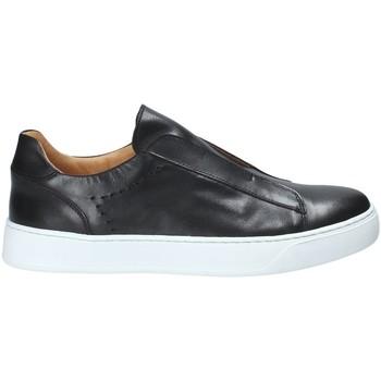 Sapatos Homem Slip on Exton 510 Preto