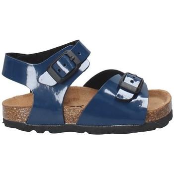 Sapatos Criança Sandálias Bamboo BAM-10 Azul