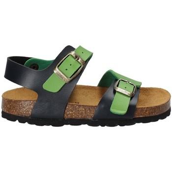 Sapatos Criança Sandálias Bamboo BAM-14 Verde
