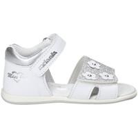 Sapatos Rapariga Sandálias Melania ME0801A8E.A Branco