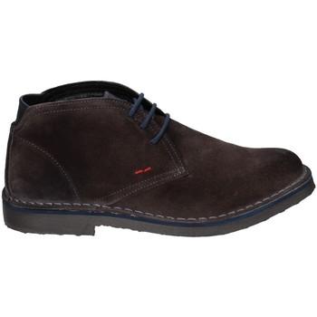Sapatos Homem Botas baixas Rogers 6037 Cinzento