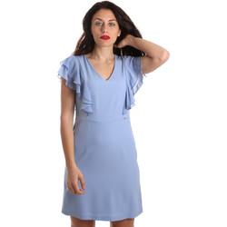 Textil Mulher Vestidos curtos Gaudi 911FD15050 Azul